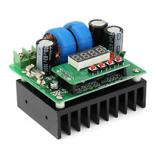 DC-DC 400W 6-40V to 8v-80v 10A Boost Converter Step-up Module Power Supply