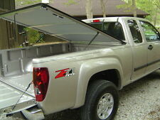 Craftec Covers 2004-14 Colorado/Canyon 5' Xtra Short Bed Tonneau Cover