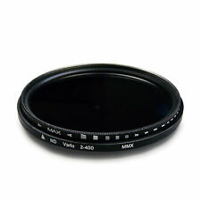 49mm verstellbarer ND2 - ND400 Neutraldichte ND Graufilter variabel