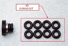 Gum Wheel Repair Kit for HP82104A used with  HP41C, 41CV, 41CX, HP65, HP67, HP97