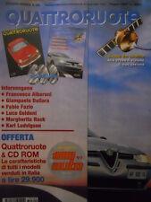 Quattroruote 500 1997 - Alfa 156 il numero del rilancio ALFA   [Q41]