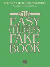 Easy Children's Fake Book Learn to Play C Instruments Piano Flute Beginner Music