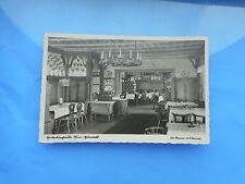 AK Hindenburgbaude Grunwald, Bad Reinerz Schlesien 1941 gelaufen Postkarte