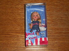 Kelly Doll Red White & Cute Walmart Special Edition Li'l Sister of Barbie NIP