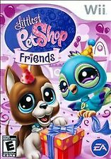 Littlest Pet Shop Friends - Nintendo Wii by Electronic Arts