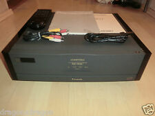 Panasonic nv-v8000 High-End S-VHS/vhs-c Video Recorder, FB & BDA, 2j. GARANZIA