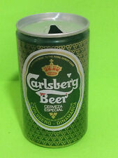 VINTAGE EMPTY BEER CAN 330ml. LATA CERVEZA - CARLSBERG SPAIN - 1988 (CAN136)