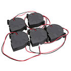 5015S 5V 0.1-0.3A Black Brushless DC Cooling Fan 50x15mm Radiator 1pcs/5pcs