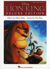 Elton John The Lion King Learn to Play Piano Keyboard PVG 3D Music Book