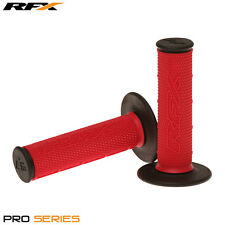 RFX Dual Density Grips Soft-Mid Compound RED BLACK Motocross Enduro