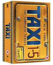 TAXI - THE COMPLETE SERIES  DVD NEW