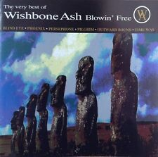Wishbone Ash - Blowin' Free THE VERY BEST OF / NECTAR RECORDS CD 1994