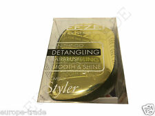 Tangle Teezer Brush New Detangling Hairbrush Genuine Uk Smooth & Shine Gold Rush