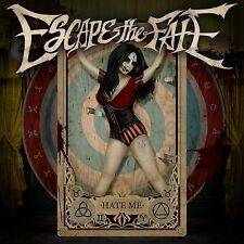 Escape The Fate-Hate me (Deluxe Edition) CD NUOVO