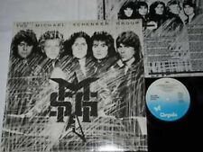 The Michael Schenker Group MSG LP Vinyl Chrysalis '81 METAL