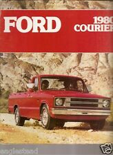 Truck Brochure - Ford - Courier - Pickup - 1980 (TB361)