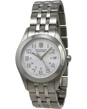 VICTORINOX SWISS ARMY - Men's Alliance Dual Finish Watch 241044