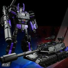KBB Kubianbao Transformers OGSIDIAN LG13 Alloy Megatron + DX9 Upgrade Kit BLACK