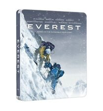 Everest Limited Edition Steelbook 3D + 2D Blu Ray (Region Free)