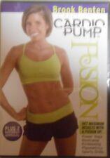 Brook Benten Cardio Pump Fusion Kettlebell Workout DVD Kettlebells Fitness