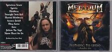 Metalium - Nothing to Undo, Chapter Six  (CD, Feb-2007, Massacre Records)