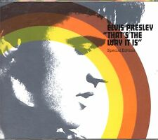 Elvis Presley: That's the Way It Is Special Edition (3 CD Box Set, 2001)