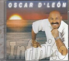 Oscar D' Leon Infinito CD New Nuevo sealed