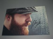 Alex Clare too close  signed autograph Autogramm 8x11 photo in person
