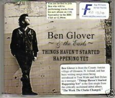 (K190) Ben Glover, Things Haven't Started Happen- DJ CD