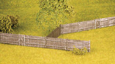 Wills SS41 Feather Edge Fencing Makes 660mm 1/76 Scale = 00 Plastic Kit 1st Post