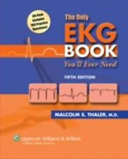 The The Only EKG Book You'll Ever Need (Board Review Series)
