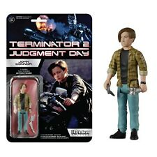 Terminator 2 John Connor ReAction 3 3/4-Inch Action Figure-Brand New-BNIB
