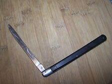 LONG Vintage  Japan  Fruit/Melon Tester Pocket Knife 5 5/8 closed 10 3/8 open