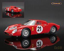FERRARI 250lm N.A. R.T. Vincitore Le Mans 1965 Rindt/Gregory/hugus, LOOK SMART 1:18