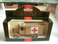 Days Gone Military Morris Light Truck 8th Army in Light Brown Box
