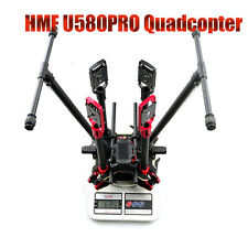 HMF U580Pro Umbrella Folding Quadcopter Frame Kit with Retractable Landing gear