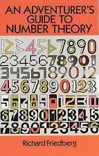 An Adventurer's Guide to Number Theory (Dover Books on Mathematics) by Friedber