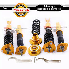 Racing Coilovers For Nissan Fairlady 350Z Z33 Infiniti G35 Shock Struts TPM