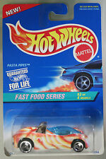 Hot Wheels 1:64 Scale 1995 Fast Food Series PASTA PIPES