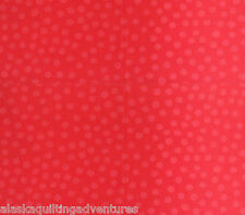 MODA Fabric ~ MARBLE OMBRE DOT ~ (9883 21) Red - by 1/2 yard