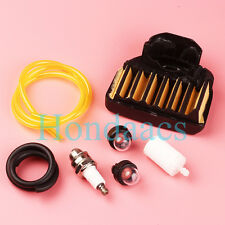 Chainsaw Fuel Filter Tune-Up Kit For Husqvarna 455 455E 460 Jonsered CS2255 USA