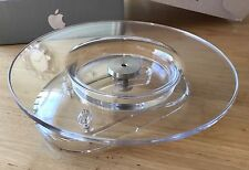 Apple eMac Tilt and Swivel Stand Crystal Acrylic M8784G/A - MINT