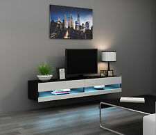 Seattle 34 Long tv unit / TV entertainment units / TV Stand / Television stands