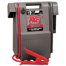 "ES6000 Truck Pac Jump starter Batttery Booster Pack with Heavy Duty 54"" Cables"