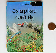 Caterpillars Can't Fly Ginn 360 childrens easy reading practice book Level 6