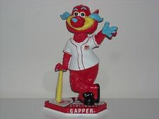 GAPPER Cincinnati Reds Mascot Bobble Head 2011 Thematic Base Limited Edition New