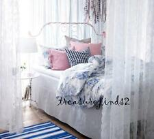 Ikea Duvet Quilt Cover 2 pillowcases Emmie Land TWIN size Shabby chic look