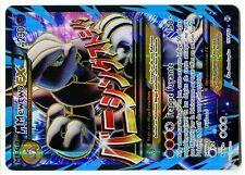 POKEMON (XY8) IMPULSION TURBO HOLO N° 159/162 MEGA MEWTWO EX 230 PV Attack 150+