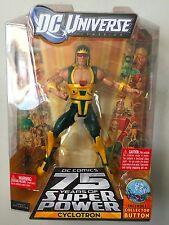 DC Universe Classics CYCLOTRON Figure (DCU Comics)