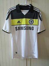 2011-12 Chelsea Adidas Third / Champions League Shirt *Mint* S